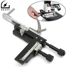 Cheap price Microscope Moveable Stage Caliper With Scale Attachable Mechanical Stage X-Y High-precision Vernier Biological