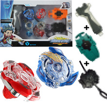 Beyblade Metal Fusion Set 2st Beyblades With Launchers Beyblade Arena Constellation Spinning Top