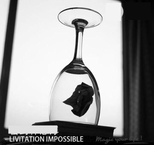 Steve Fearson Levitation Impossible - Magic Tricks,Card Magic,Close Up,Illusion,Magia Toys,Joke,Classic,Mentalsim