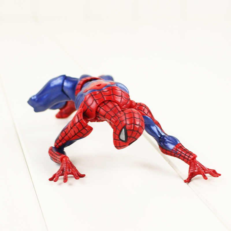 Incrível Yamaguchi do Regresso A Casa do homem-Aranha PVC Action Figure Toy Dolls Modelo 13 ~ 15 cm