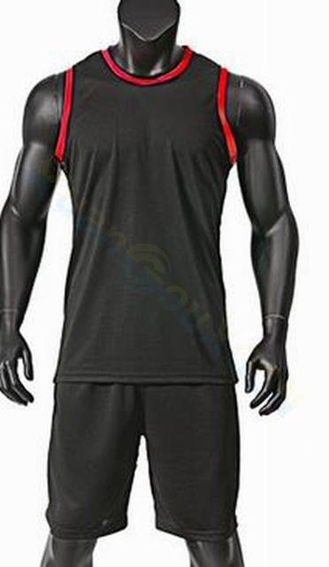 40sets Adult Men Basketball Jersey Sets Uniforms kits Sports clothes breathable basketball vest game shirt shorts suits pants