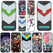 Pattern Voltron Legendary Defender Phone Cover for Xiaomi Mix F1 Mi 8 Lite Case A1 A2 6 Backshell