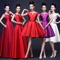 cheap Custom colors and sizes Purple Bridesmaid Dresses Wedding Party Gowns Long Formal Dress vestidos de festa