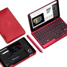 Koi лимит издание Mix2S красный Карманный ПК Intel Core M3-8100Y 8 ГБ ОЗУ 512 ГБ SSD FHD экран Распознавание отпечатков пальцев Лицензия Windows 10
