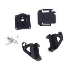 Plastic PT Package Pan/Tilt Digital camera Platform Anti-Vibration Mount for RC