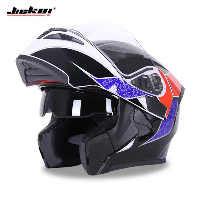 New JIEKAI 902 DOT Approved Motorcycle Helmet Safety Helmet Racing Motocross Capacete Quad Dirt Bike Helmet