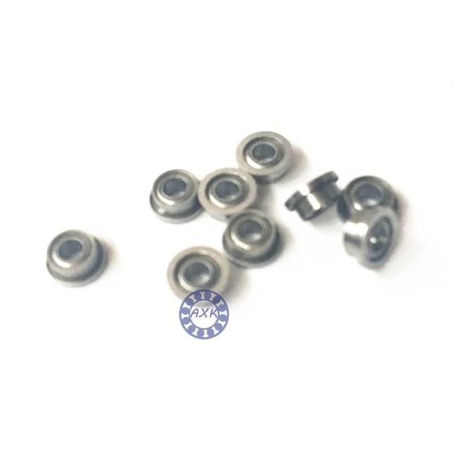 Free Shipping High Quality  FR133ZZ (2.38*4.762*2.38) bearing 3/32x3/16 x3/32 inch  Miniature inch Flanged Ball  Bearing free shipping 1pcs dac3055w dac30550032 30x55x32 305532 high quality bearing auto bearings hub car bearing