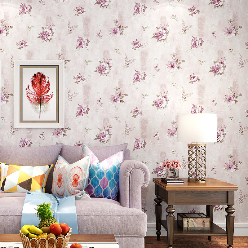 Bacaz 3d papel de parede 3d Flower Photo Wallpaper Rolls for Bedroom 3d Wall paper 3d wallcoverings wallpaper modern anchos travelling boat modern textured wallcoverings vintage kids room wall paper papel de parede 53x1000cm