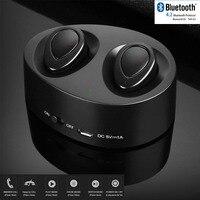 DJYG WS K2 Twins Portable Mini Wireless Ear Bud Stereo Power Bank Bluetooth Earphone For Phone