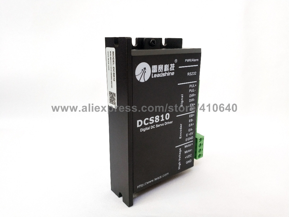 Leadshine Servo Drive DCS810  (12)