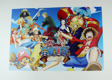 One Piece Wallpaper Package 8*(42 x 29 cm)