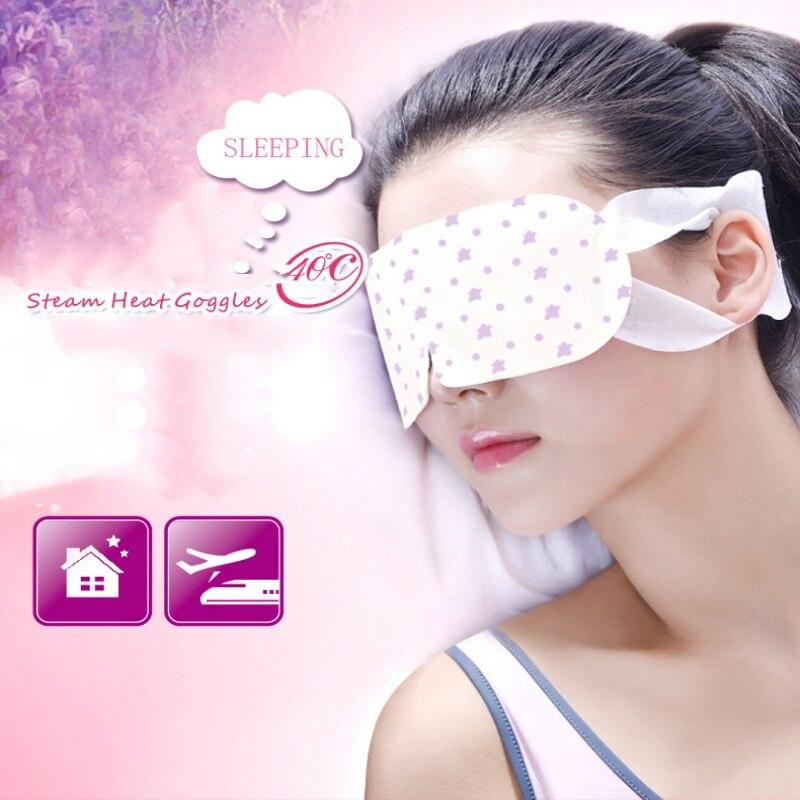Νέα καυτή πώληση λεβάντας Steam SPA σκιά ματιών 40 βαθμούς ατμού μάσκα ζεστής θερμότητας καταπραϋντικά κουρασμένα μάτια & πονοκέφαλο