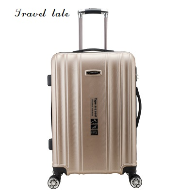 Travel tale contracted PC 20/24inches Rolling Luggage Spinner brand Travel Suitcase Fashion business travel Luggage