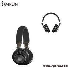 Symrun Headphones/Headset With Bluetooth 4.1 Stereo And Microphone Hot Sale High Quality Earphone 3.5Mm Metal Headset