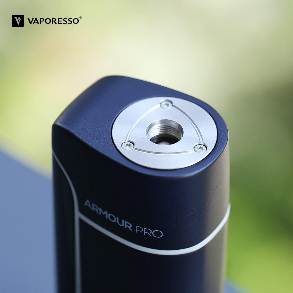 Original 100W Vaporesso armure Pro boîte Mod Vape Fit 510 fil atomiseur vaporisateur E-Cigarette VS Vaporesso luxe Mod E Cig - 6