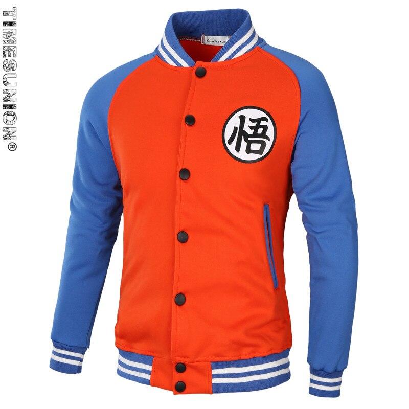 Brand Dragon Ball Z Hoodie Sweatshirt Cos