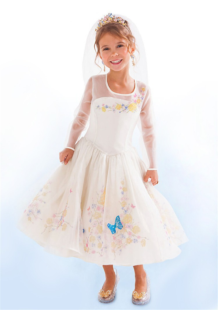 Popular Kids Cinderella Dress-Buy Cheap Kids Cinderella Dress lots from China Kids ...