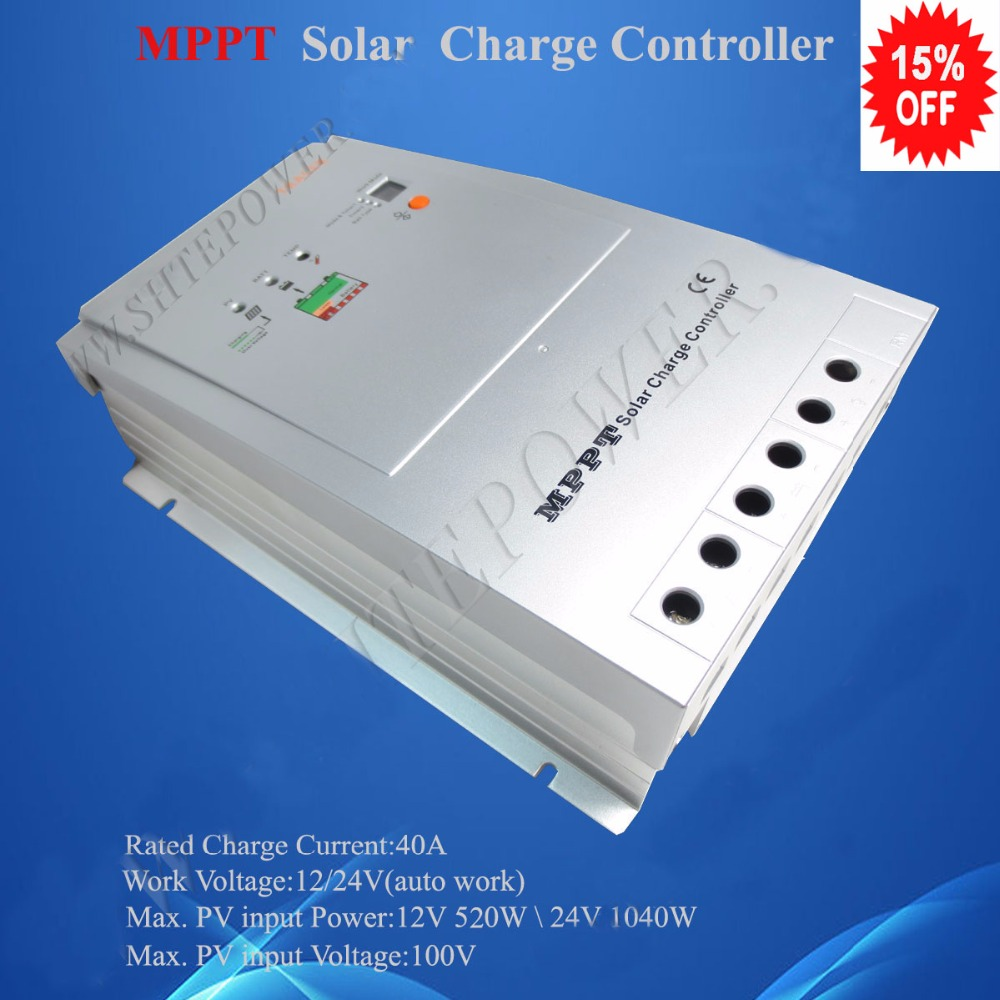 40A MPPT Solar Charge Controller Tracer4210RN 40amps 100VDC MPPT Solar regulators 40A MPPT Solar Charge Controller Tracer4210RN 40amps 100VDC MPPT Solar regulators