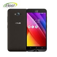 Film caso asus zenfone max pro teléfono móvil 5000 mah de la batería de regalo 5.5 pulgadas msm8916 quad core 2 gb ram teléfonos móviles