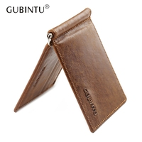 2016 Brand Unisex Slim Genuine Leather Card Holder Women Men S Wallet Black Casual Hasp Zipper