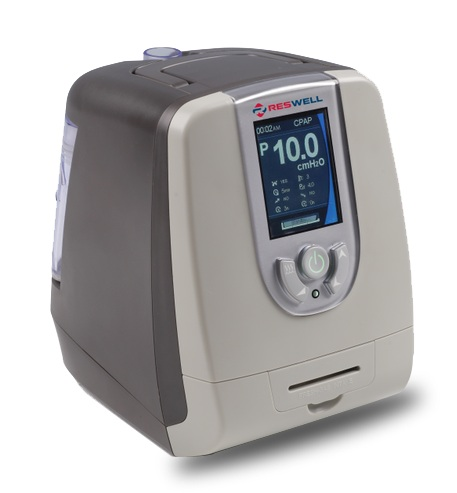Fixed Pressure CPAP Machine Manual Sleep Apnea Larger Colorful Screen Enhanced Dynamic Pressure With Humilidifier аппарат для дыхательной терапии resmart аuto cpap