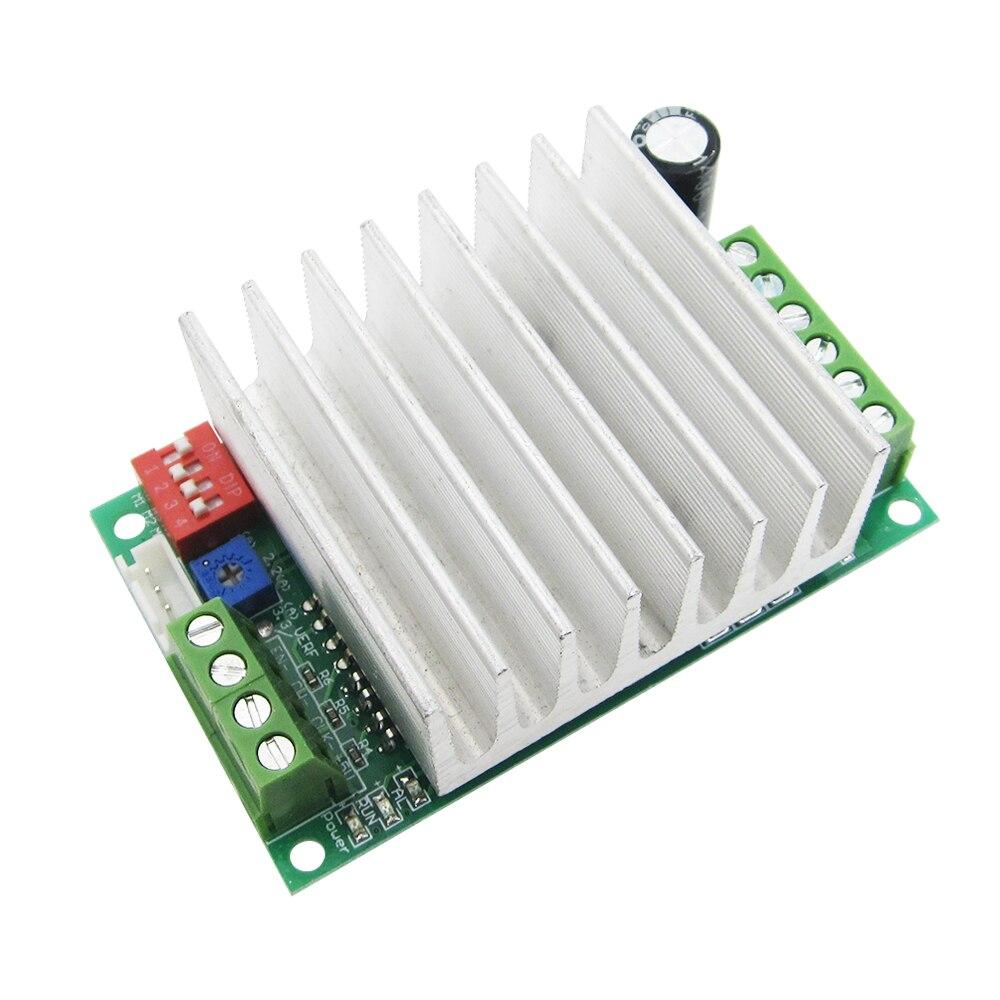 5PCS TB6600 4 5A stepper motor driver board stepping motor board stepper motor drive single axis