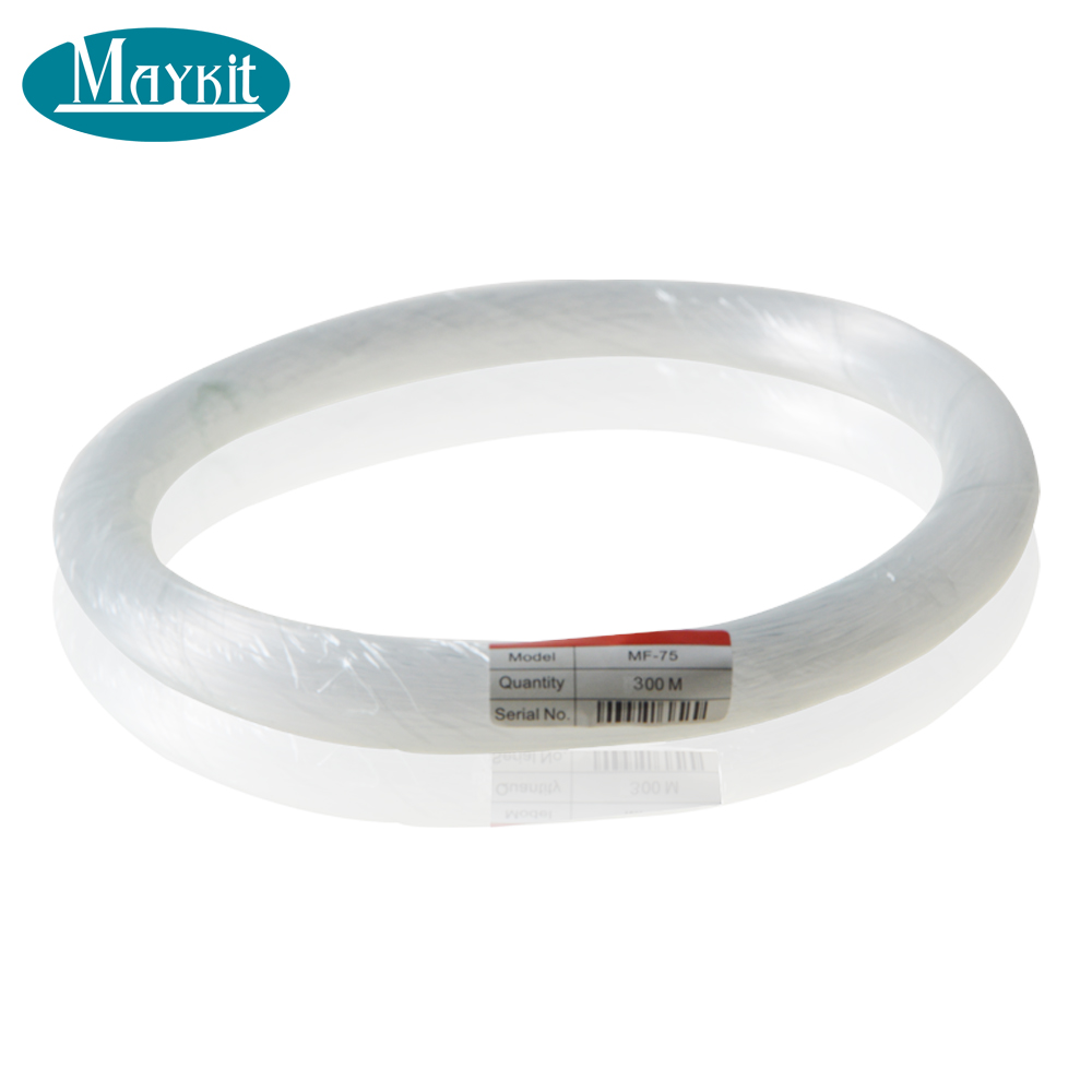 Maykit 300m/Rl 0.75mm Pmma Plastic Optic Fibre End Lit Cable For Ceiling Starry Light