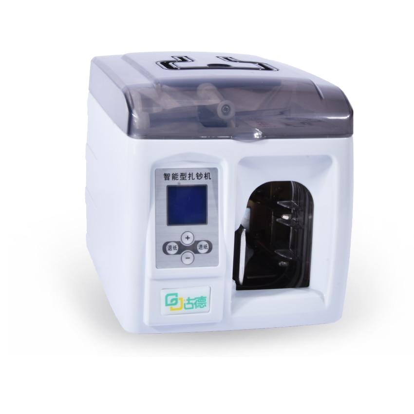 Здесь продается  1PC high-quality 220V 60W Intelligent Banknote Binder Bundling Machine Money Packer Money Note Paper Binding Machine  Инструменты