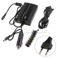 DC In Car Charger Notebook Universal AC Adapter Power Supply for Laptop 100W 5A
