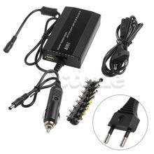DC In cargador de coche para portátil, adaptador Universal de CA, fuente de alimentación, 100W, 5A