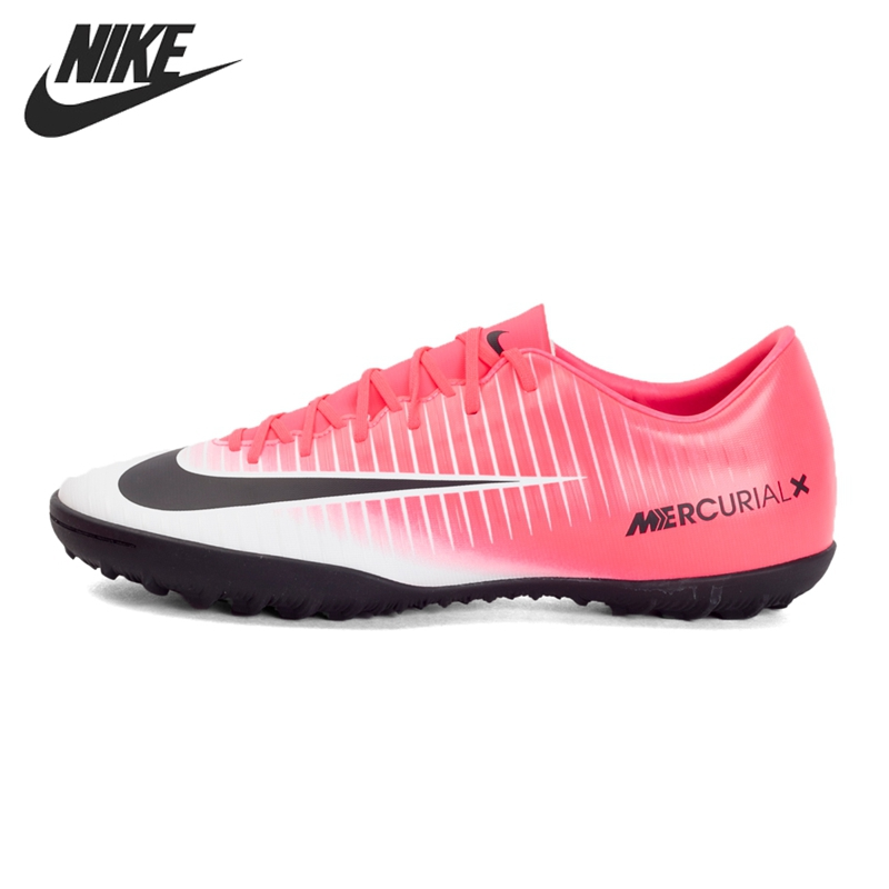 Original New Arrival 2017 NIKE MERCURIALX VICTORY VI TF Men's Soccer Football Shoes Sneakers tiebao a13135 men tf soccer shoes outdoor lawn unisex soccer boots turf training football boots lace up football shoes