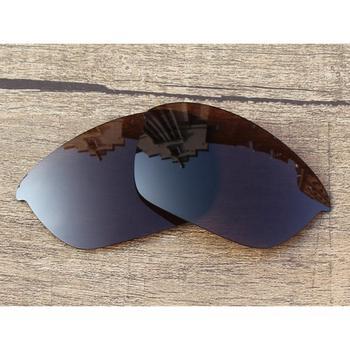 Vonxyz brązowe brązowe spolaryzowane wymienne soczewki do ramy Oakley Half Jacket 2 0 tanie i dobre opinie Okulary akcesoria Poliwęglan Fit for Oakley Half Jacket 2 0 Frame UV400 100 UV protection (UVA UVB UVC) Polarized