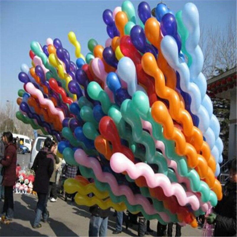 36 Inch Thick Long Thread, Latex Balloons Wedding Anniversary Ball Balloon Decoration Globos Hotel Children's Toys 10 Pcs