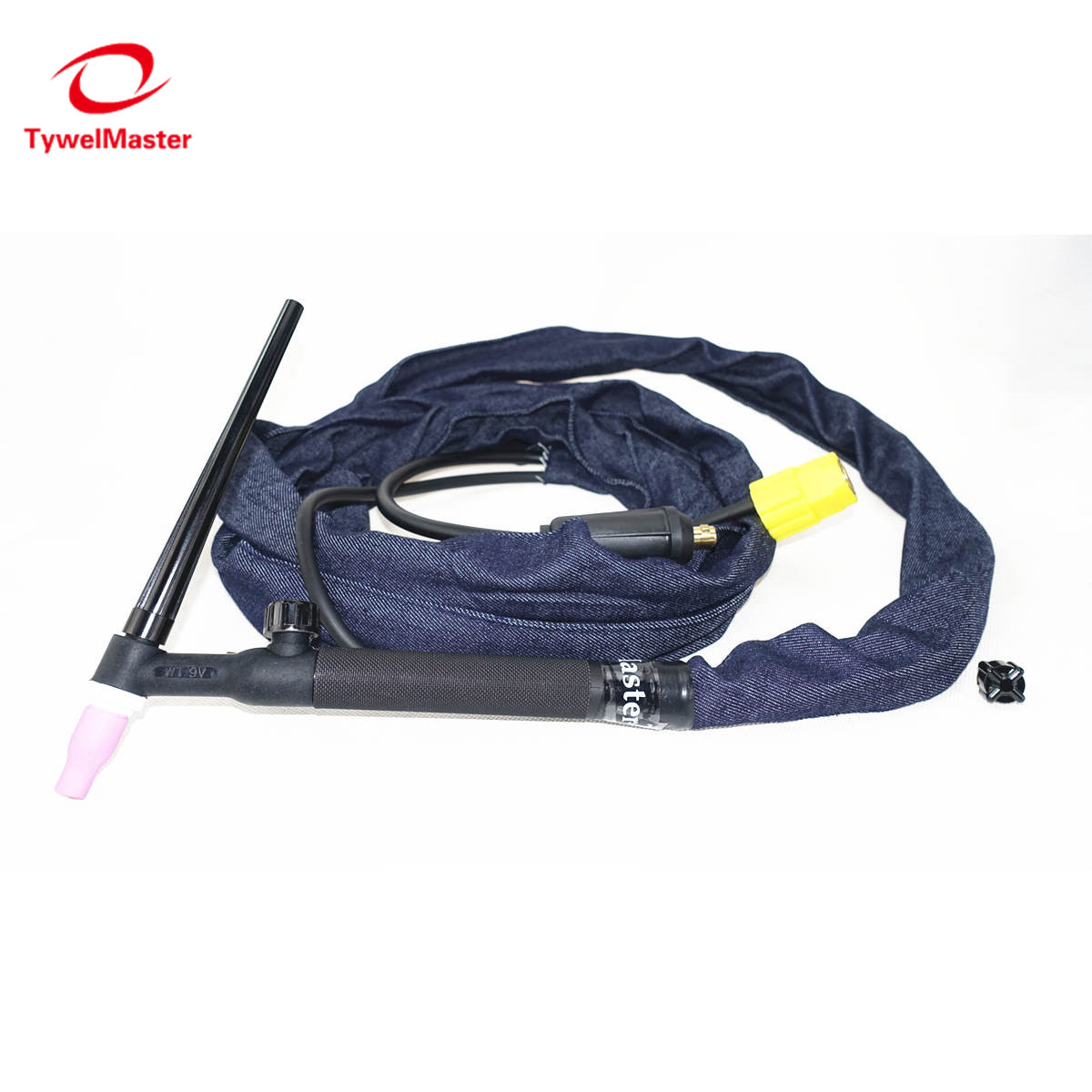 WP9V TIG Torch 4m 13ft Gas Tungsten Arc Welding Torch WP9 Argon Air Cooled WP-9 Gas Valve TIG Welding Torch