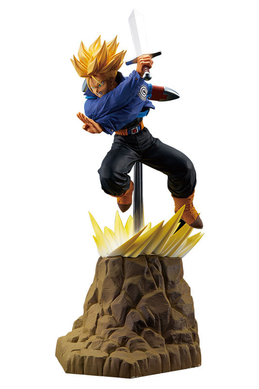 Absolute Perfection Figure -TRUNKS-