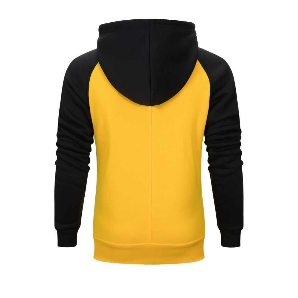 Скейтборд Мужские толстовки и толстовки желтый/оранжевый/синий/Красный Мужчины/Женщины Повседневная Толстовка с капюшоном в стиле хип-хоп Уличная Толстая Sudadera Hombre