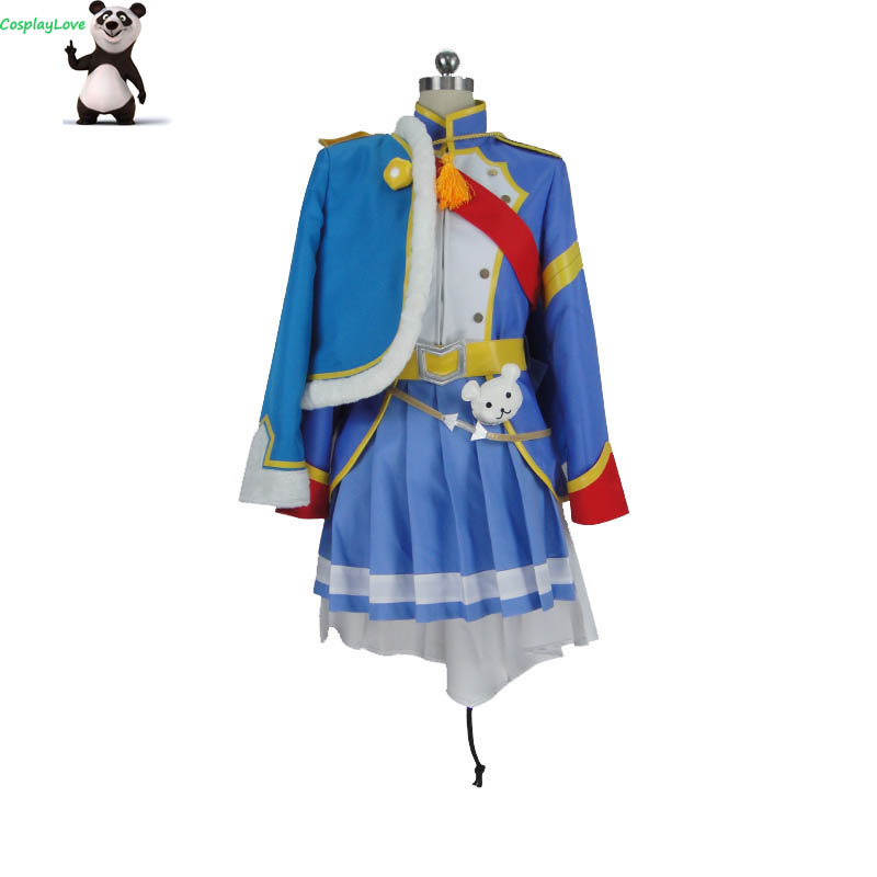 Shoujo Kageki Revue Starlight Hikari Kagura Cosplay Costume Custom-made For Christmas Halloween CosplayLove