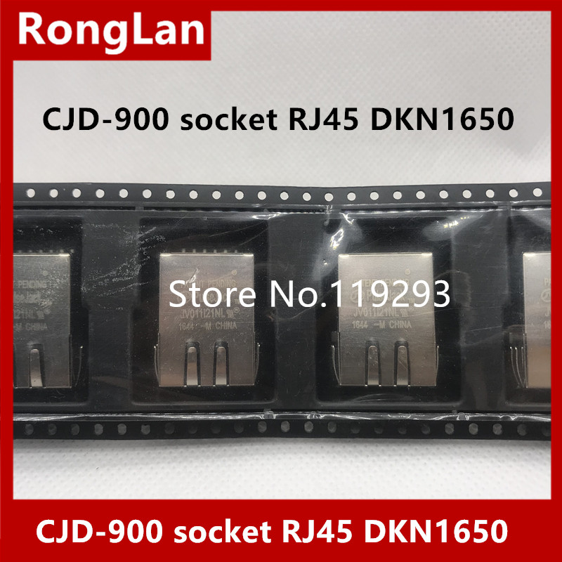 [BELLA] CDJ-900 motherboard network card network interface socket RJ45 DKN1650 potentiometer--10PCS/LOT