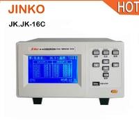 JINKO Новый горячий JK 16C температуры многоканальный тестер JK 16C многоканальный температура patrol инструмент