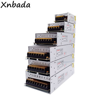 DC12V 1A 2A 3A 5A 6.5A 8.5A 10A 12.5A 15A 16.5A 20A 25A 30A 40A 50A 60A Led Power Supply Transformer Led Power Driver Adapter lpsecurity door lock power supply dc12v 3a 12vdc 5a 3a led driver adapter for led strips wholesale