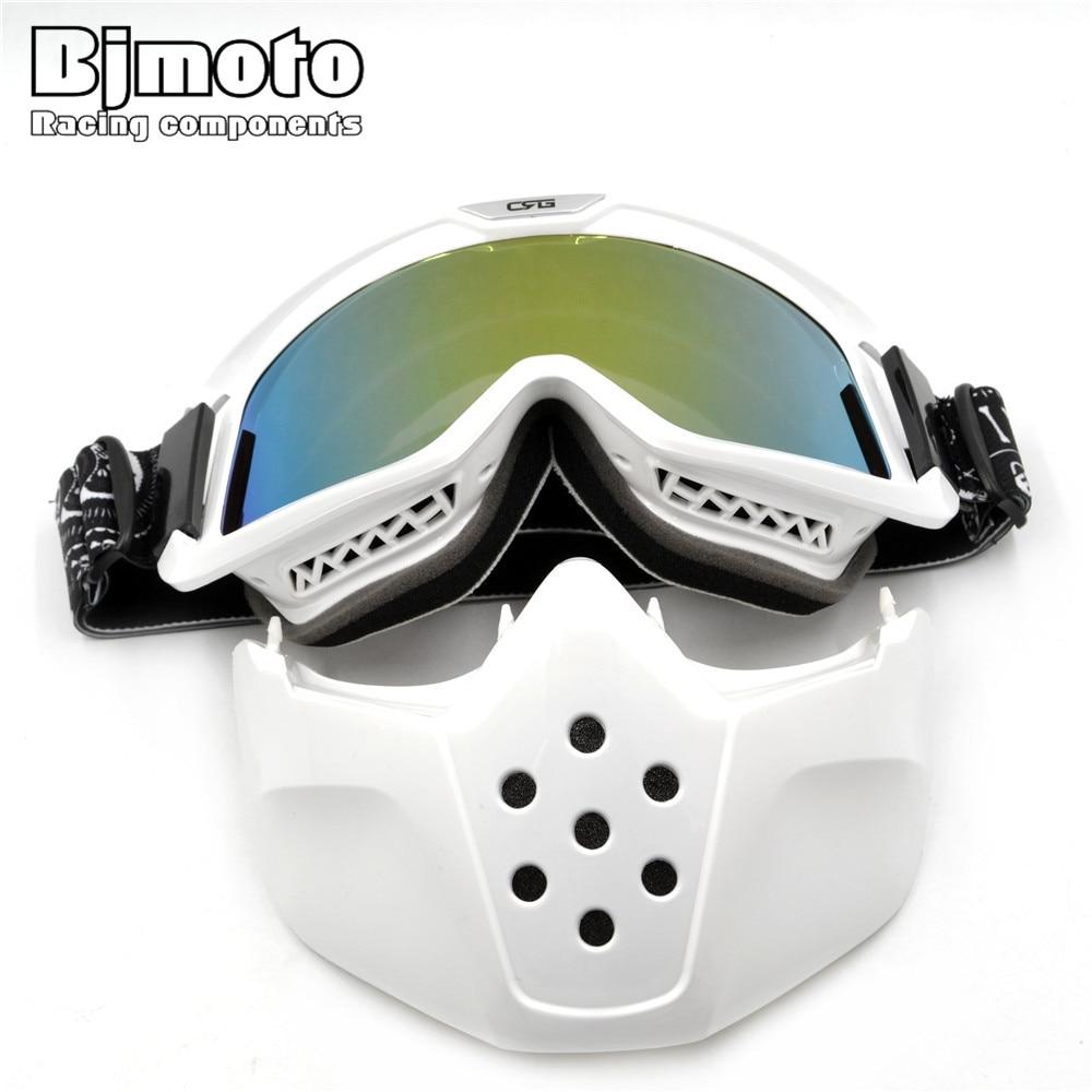 ea4c88524d Nuevas gafas de esquí motocicleta gafas máscara motocross gafas casco gafas  a prueba de viento fuera