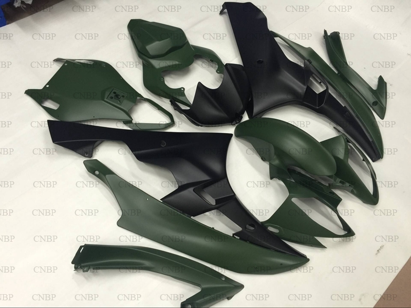 YZF600 R6 07 Plastic Fairings YZF R6 2006 - 2007 Black Fairing Kits YZFR6 07 Body KitsYZF600 R6 07 Plastic Fairings YZF R6 2006 - 2007 Black Fairing Kits YZFR6 07 Body Kits