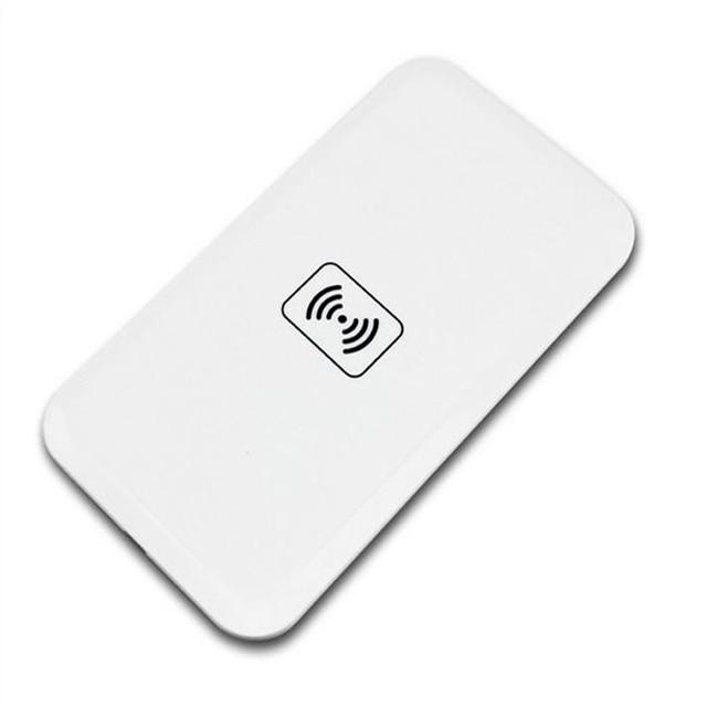 Super slim S6 Зарядное устройство-ци зарядного устройства Беспроводной Зарядное устройство для SAMSUNG Galaxy S7 S6 S5 S6 края Примечание 3 4 Примечание 5--Q9
