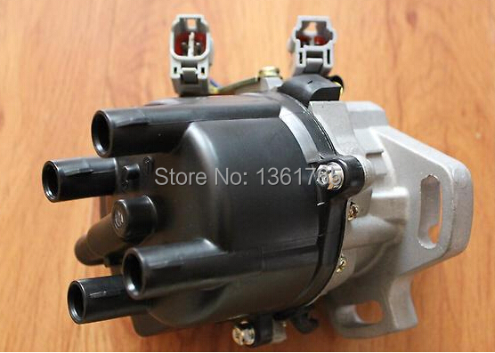 Ignition Distributor For T0yota Corolla 4a 5a 7a 4 2 Oem