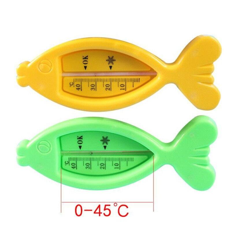 Badethermometer Fisch lustiges Badespielzeug und Thermometer