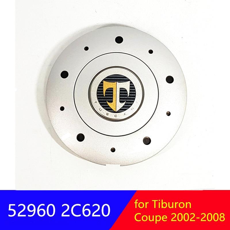 HYUNDAI TIBURON 2003-2008 16 INCH 529602C620 CAP WHEEL CENTER GENUINE