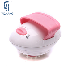 YICHANG Handy Vibrator Relax Massage Roller Noiseless Losing Weight Body Electric Kneading Massager