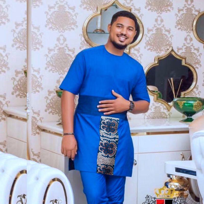 Dashiki African men clothes…