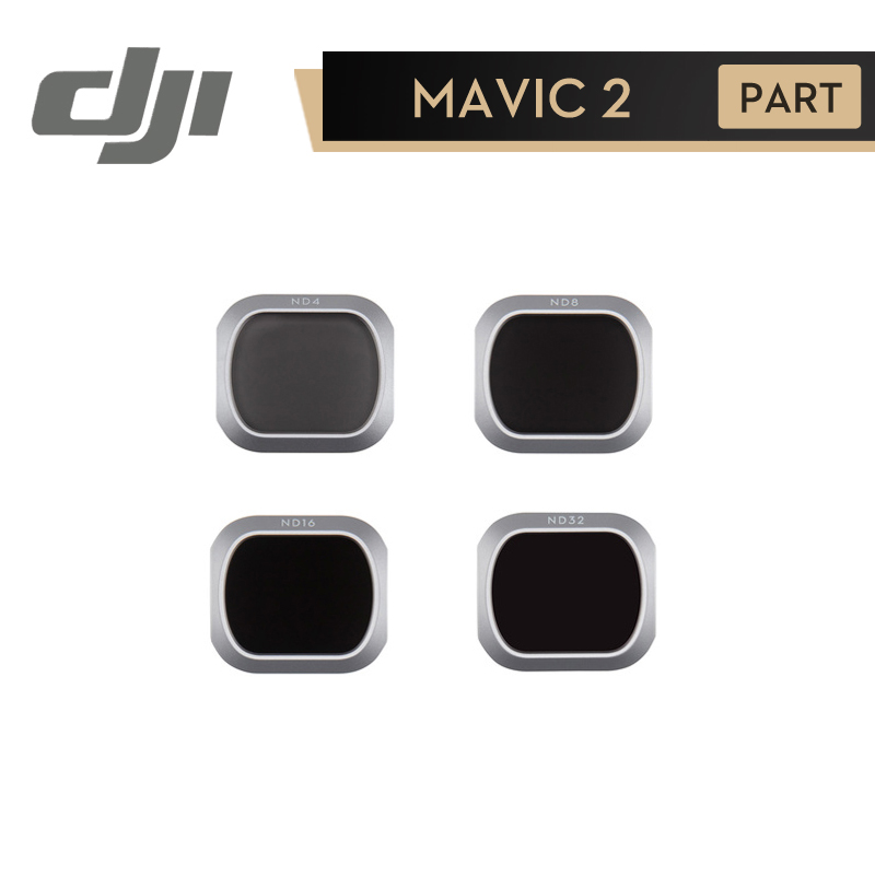 DJI Mavic 2 Pro Zoom ND Filters Set ND4 ND8 ND16 ND32 Filters for Mavic 2