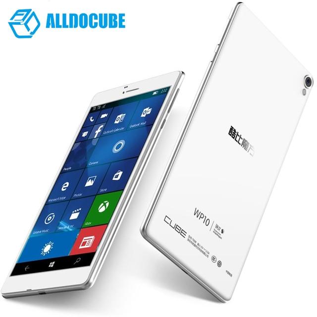 ALLDOCUBE/Cube WP10 6.98'' 4G LTE Tablet PC Windows 10 Snapdragon Quad Core 2+16GB Dual Sim Phone Call Tablet 1280*720 WiFi GPS